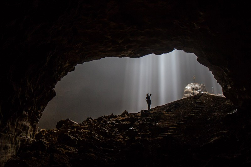 Jomblang Cave, Indonesia
