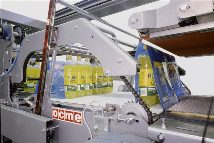 What is a shrink wrap machine used for?