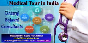 medical tour in india