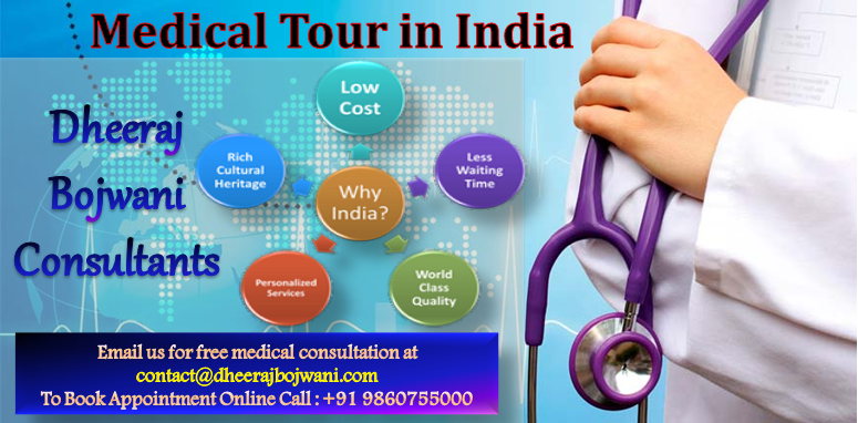 medical tour in india