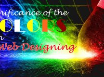 Colors Significance in Web Designing