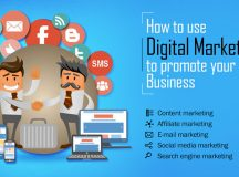 How To Use Digital Marketing To Promote Your Business