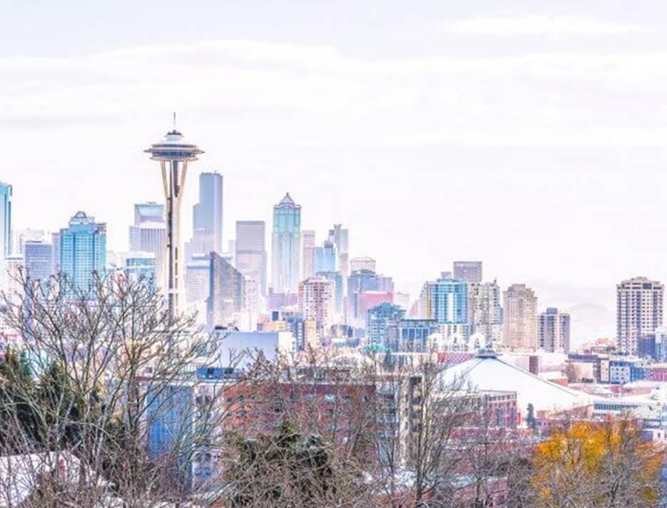 Seattle In Winter
