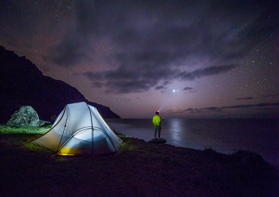 Tips And Tricks In Buying Used Camping Gears