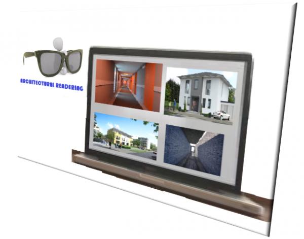 Architectural Rendering – The Future Prediction