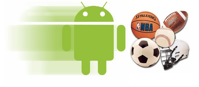 The Best Android Apps for Sport Lovers
