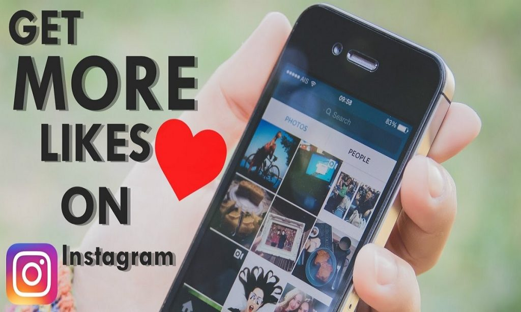 get more likes instagram