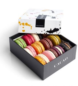 macaron box | Cacao Online