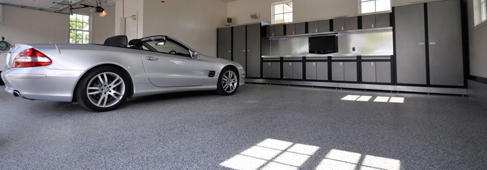 Epoxy flooring the new trend in residential garages