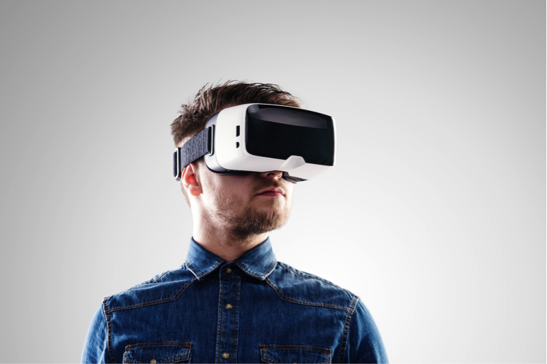 The future of Online Gaming: VR, AR, Cloud & Bitcoin Gaming