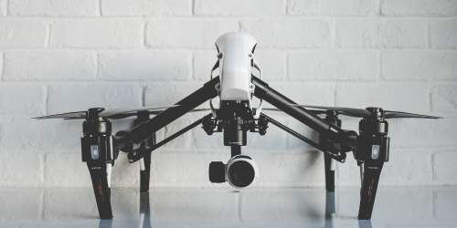 Drones - New Cleaning Technology