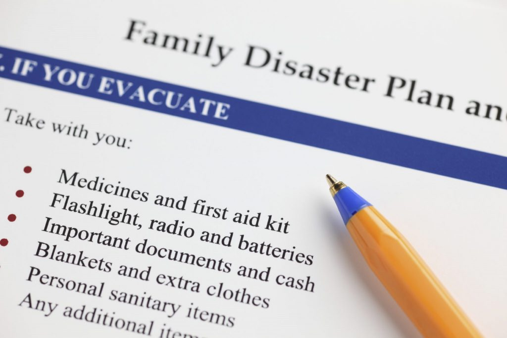 How Can You Prepare Your Family For An Emergency? [Infographic]