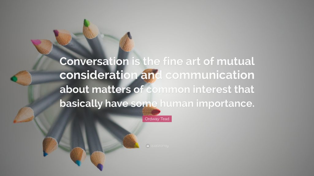 7 Ways to Make a Conversation With Anyone