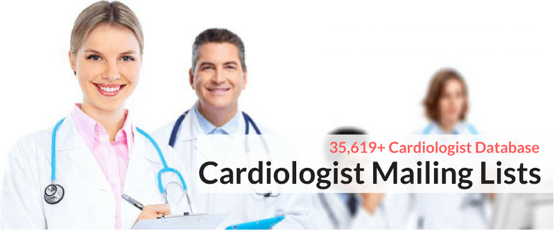 Cardiologists Email List