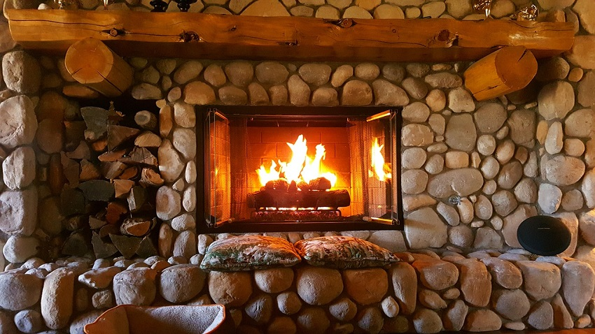 Make a High Efficient Fireplace – DIY on Wood Burning Efficiency