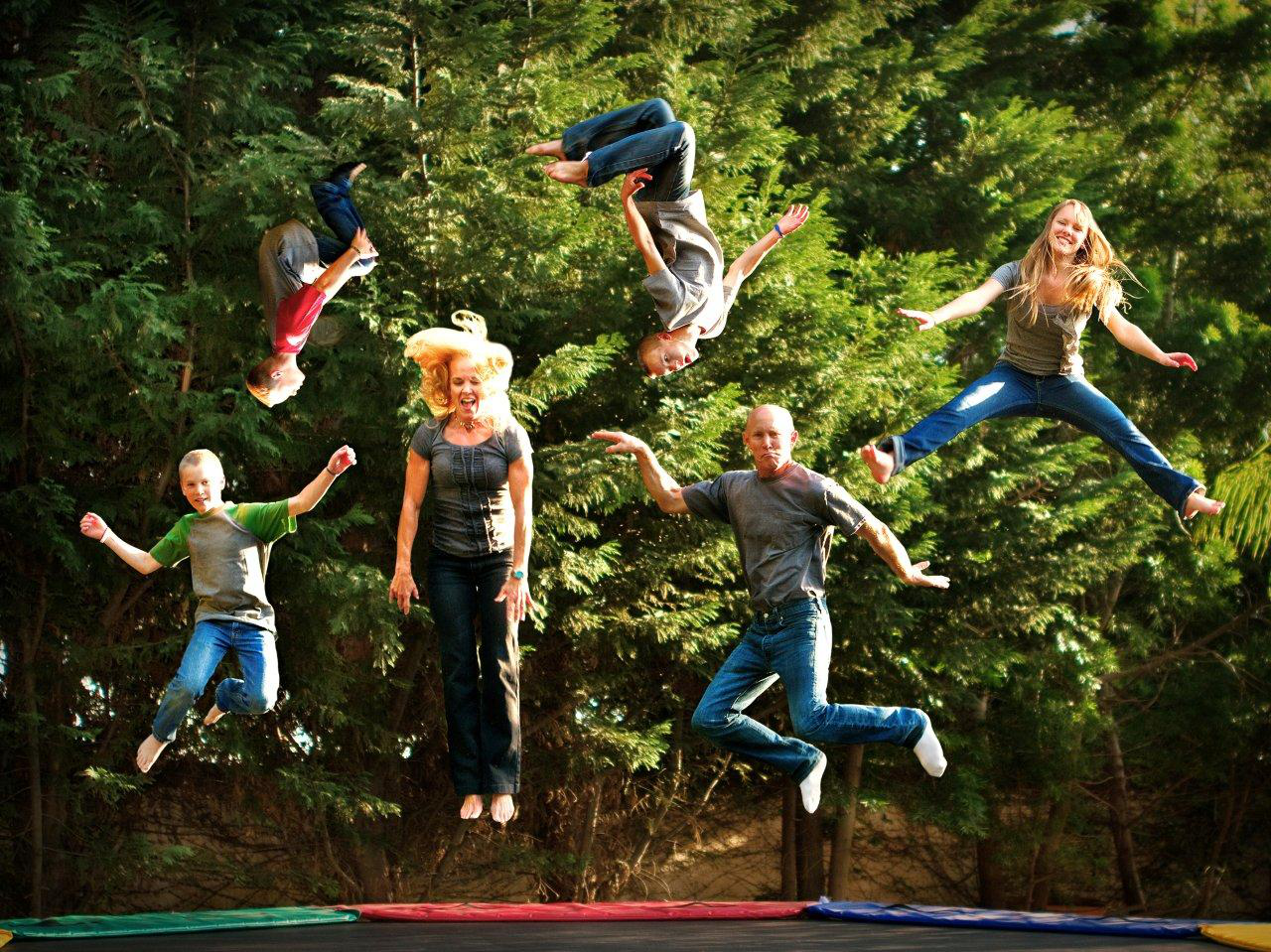 Bouncing for Joy – Why Trampoline Parks are the Perfect Family Activity
