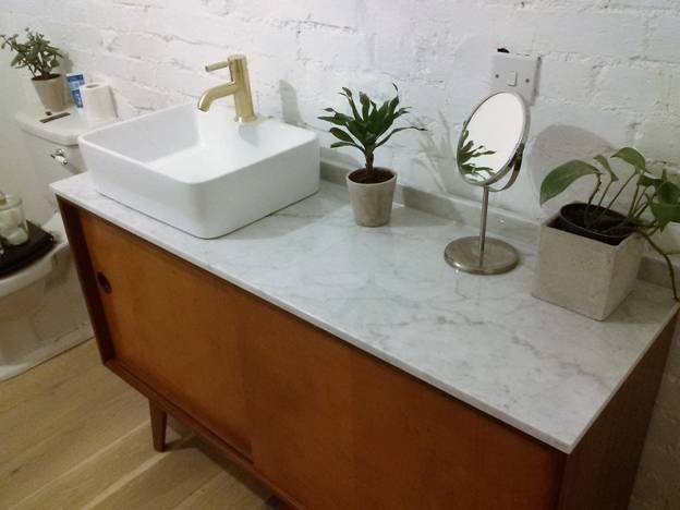 10 Astonishing White Marble Arrivals In The UK For Kitchen Worktops In Spring 2018