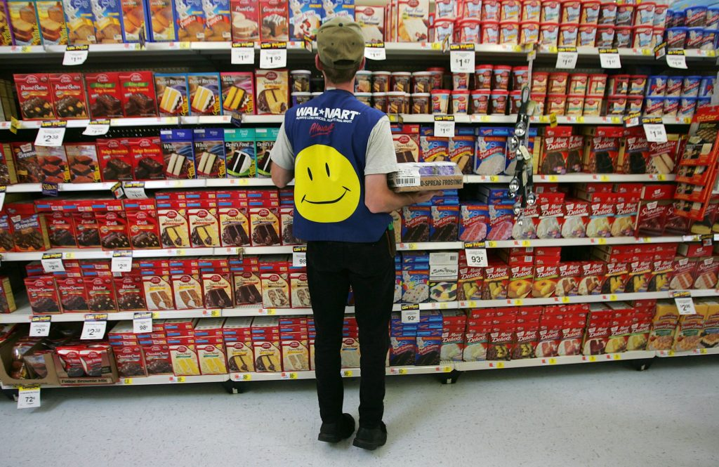5 Most & Least Preferred Jobs at Walmart