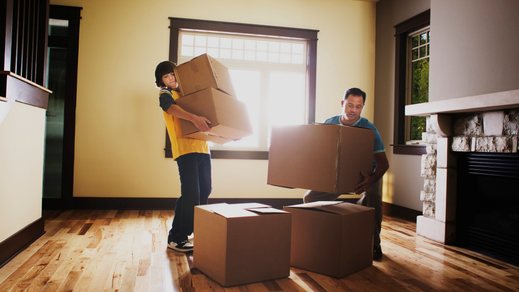 The Easy Guide to Successful Moving