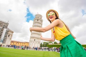 Impressive Facts about Pisa Tower