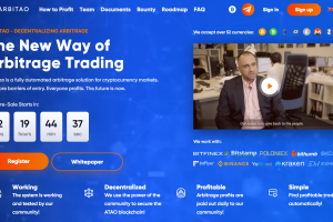 Arbitao – The Future of Cryptocurrency Arbitrage Trading
