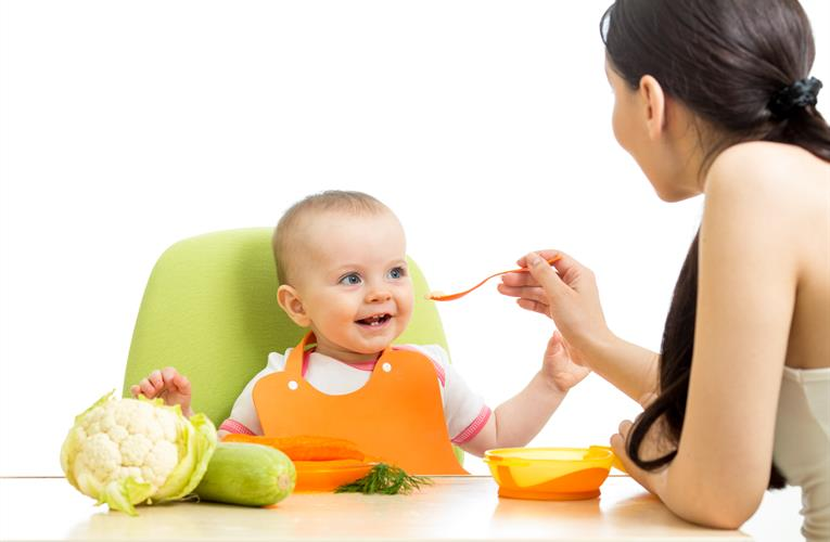 The Importance of Healthy Food for Babies