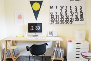 5 Creative Ways to Make Your Workspace More Colorful