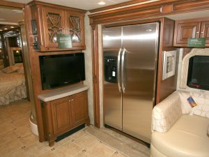 Fridge for rv