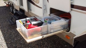 storage bins for rv
