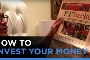5 Ways to Invest Your Money Wisely and Smartly