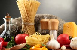 Traditional Italian Cuisines by Regions