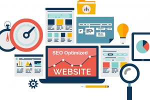 The Relation between Web Design and SEO