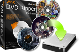 WinX DVD Ripper Free Edition Review – Turn Your Old DVD Disc to New Movie For Free