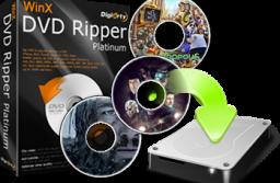 WinX DVD Ripper Free Edition Review – TurnYourOldDVDDisctoNewMovieForFree