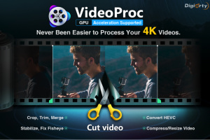 How VideoProc Facilitates GoPro iPhone 4K Video Processing and Editing