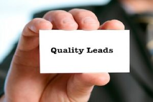 Eight Tips to Create Quality Leads