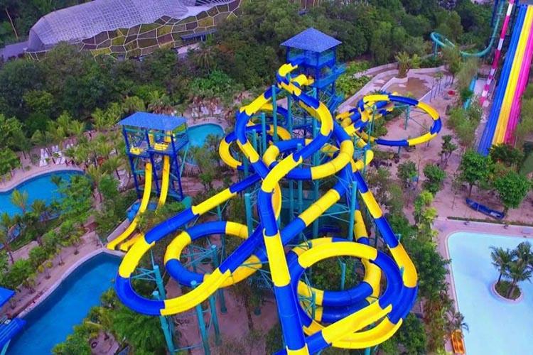Escape Adventure Theme Park
