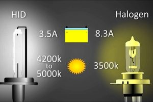 Why Do HID Bulbs Last Longer Than Halogen Bulbs?