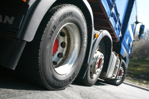 Most Frequent Breakdowns of Truck Tires