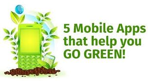 5 Green Apps to Build a Better World