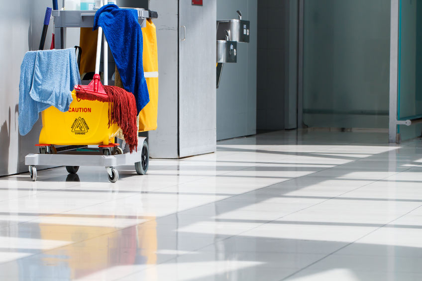 5 Best Commercial Cleaning Practices