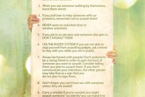 Sexual Assault Prevention and Awareness for Women