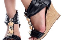Teen Style Guide: How to Wear Wedge Sandals