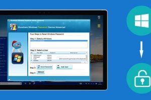 iSunshare Windows Password Genius: How to Recover Windows 10 Password with USB Recovery Disk