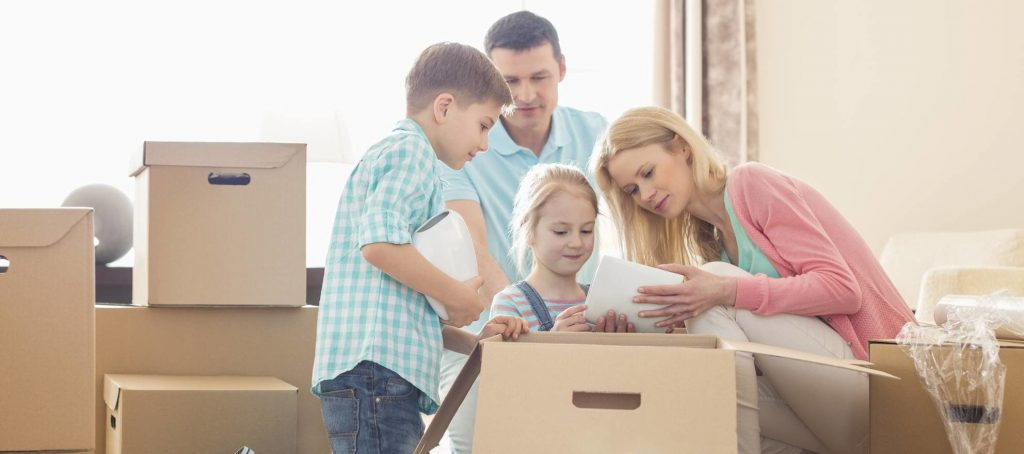 Tips For Taking The Stress Out Of Moving With Kids