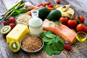 Mediterranean Diet Benefits for Osteoporosis