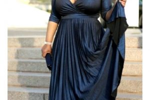 How to Find the Perfect Plus Size Special Occasion Dress