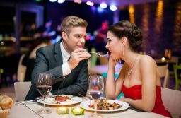 What are the most important things to consider when planning a romantic event?