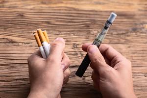 Benefits of Vaping over Smoking