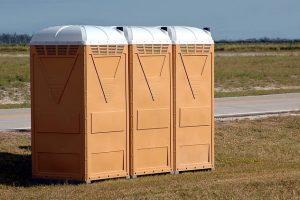 Portable Toilets in California